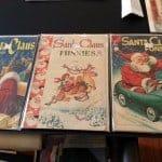 santa claus comics