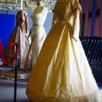 1860s dresses and wire skirt hoop