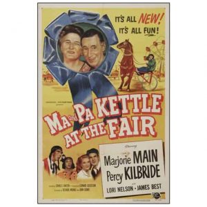 Ma & Pa Kettle At The Fair