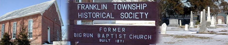Franklin Township Historical Society