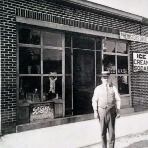 Phemsters Drug Store, Franklin Township Marion County Indiana
